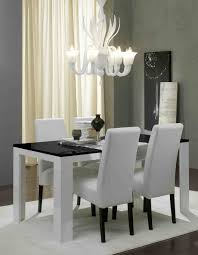 Black Formal Dining Room Sets Dining Room Appealing Black And White Dining Room Sets Table
