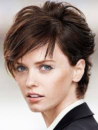 42 best short hairstyles images on pinterest hairstyles short
