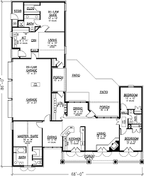 house plans with separate apartment like the separate apartment and 3 car garage floor plans