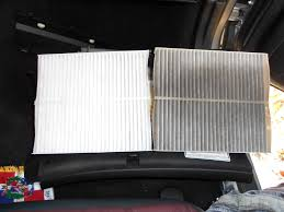nissan rogue cabin air filter how to replace in cabin air filter 06 07 m45 nissan forum