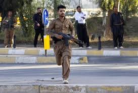 Counter Attack Under Cabinet Lights by Isis Launched A Major Counter Attack On Kirkuk Business Insider