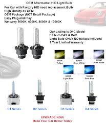 lexus isf ebay uk lexus 06 13 is250 is350 d4s 10000k pure blue oem hid headlight