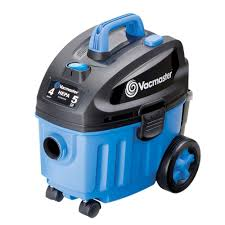 Wet Vacs At Lowes by Vacmaster 4 Gal Household Wet Dry Vacuum Vf408 The Home Depot