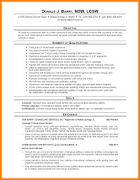 Custodian Resume Sample by Lcsw Resume Sample Free Resume Example And Writing Download