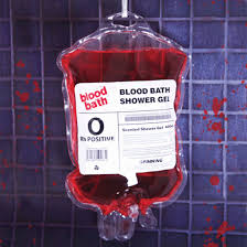 blood bath shower gel getdigital
