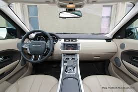 range rover interior 2013 land rover range rover evoque interior dashboard picture