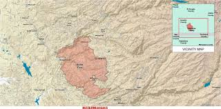 Oregon Fire Map by 100 Fires In California Map Publiclands Org California Map