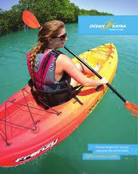 Ocean Kayak Comfort Plus Seat 2015 Ocean Kayak By Johnson Outdoors Watercraft Issuu