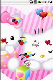 free kitty baby cute live wallpapers apk download