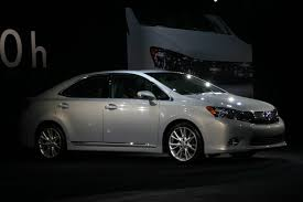 lexus vehicle locator world premiere lexus hs250h autoguide com news