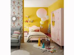 fly chambre fille mur jaune enfant fly chambre bedrooms