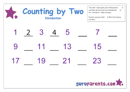 Skip Count By 2s Hundreds Chart Skip Counting Guruparents
