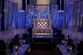 contemporary reception decor at paradise banquet hall gps decors