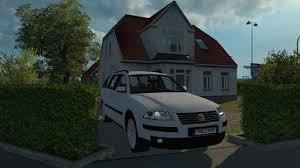 volkswagen tdi truck ets2 vw passat 3bg b5 variant 1 9 tdi euro truck simulator 2