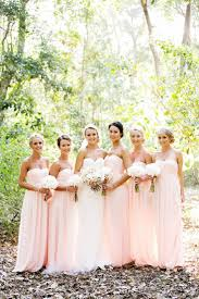 chagne bridesmaid dresses blush pink bridesmaid dresses kzdress