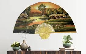 decorative fans wall fans