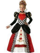 Halloween Costumes Kids Girls Party Buy Queen Hearts Costume Kids Girls Halloween Costume