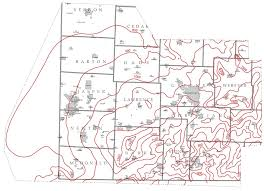 Map Of Springfield Mo Department Of Natural Resources