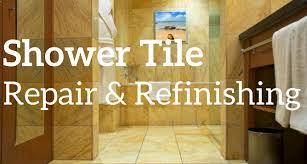 shower repair recaulk regrouting or shower mold removal jacksonville