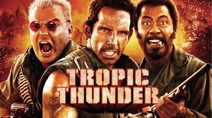 the town movie wallpapers tropic thunder movie wallpapers wallpapersin4k net