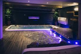 chambre balneo nuit de rêve dans un privé