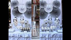 Anniversary Centerpiece Ideas by Anniversary Party Decoration Ideas Youtube