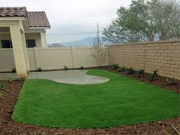 Small Backyard Putting Green Grass Carpet Feasterville Pennsylvania Landscape Photos Backyard