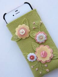 Cute Ways To Decorate Your Phone Case 68 Best Felt Phone Cases Images On Pinterest Felt Phone Cases