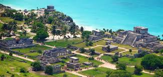 Map Of Tulum Mexico by Tulum Ruins Mayan Ruins Tulum Mexico Photos And History Locogringo