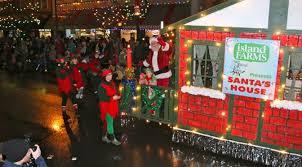 holiday magic festival of lights 2017 nov 30 jan 10 festival of lights 2017 parksville qualicum