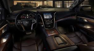 cadillac escalade 2017 2017 cadillac escalade esv platinum interior images car images