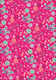 christmas wrapping paper sets birthday girl wrapping paper set gift wrapping kates