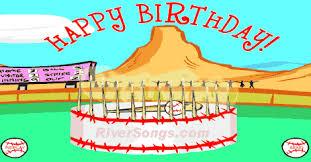 birthday cards birthday sports ecards riversongs