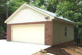 Detached Garage Pictures by A To Z Garage Builders Louisville Ky