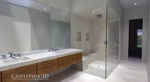 3d bathroom designer bath architectural renderings from castleview3d com