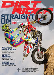 dirt rider august 2016 by alex m roman issuu