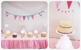 birthday decoration ideas in home decorating of party