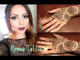 henna tattoo tutorial tips and tricks youtube