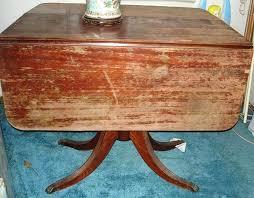 Antique Drop Leaf Dining Table Antique Drop Leaf Kitchen Table Image Of Antique Rectangular Drop