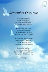 Comforting Love Poems Poems About Death Poems Bereavement Support Remembering Your