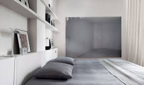 chambre toute une chambre toute grise etageres chambres pour