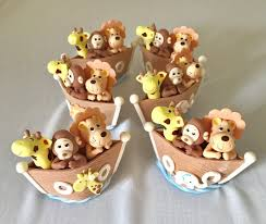 noah u0027s ark cake topper ark cake and babies