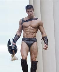 Bodybuilder Halloween Costumes Costume Halloween Shave Legs Bodybuilding