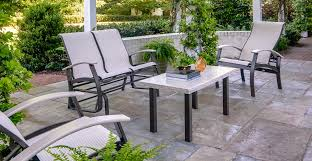 telescope casual quality outdoor patio pool furniture and chairs