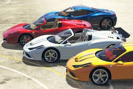 Ferrari 458 Italia - ferrari 458 italia spider speciale u0026 aperta add on tuning