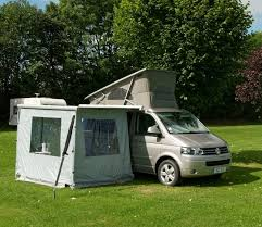 Vw Awning Comfortz Vw California Awning Kit Camping Room With Windows