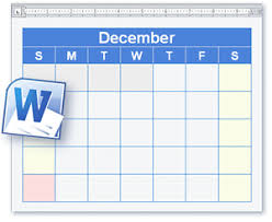 calendar template blank u0026 printable calendar in word format