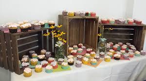 rustic wedding cupcakes rustic wedding cupcake display beth