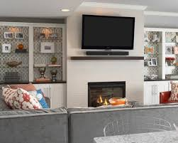Best Family Room Wall Un Images On Pinterest Living Room - Wallpaper for family room