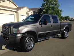 2006 ford f250 harley davidson 2006 ford f250 harley davidson detail truck has been parked